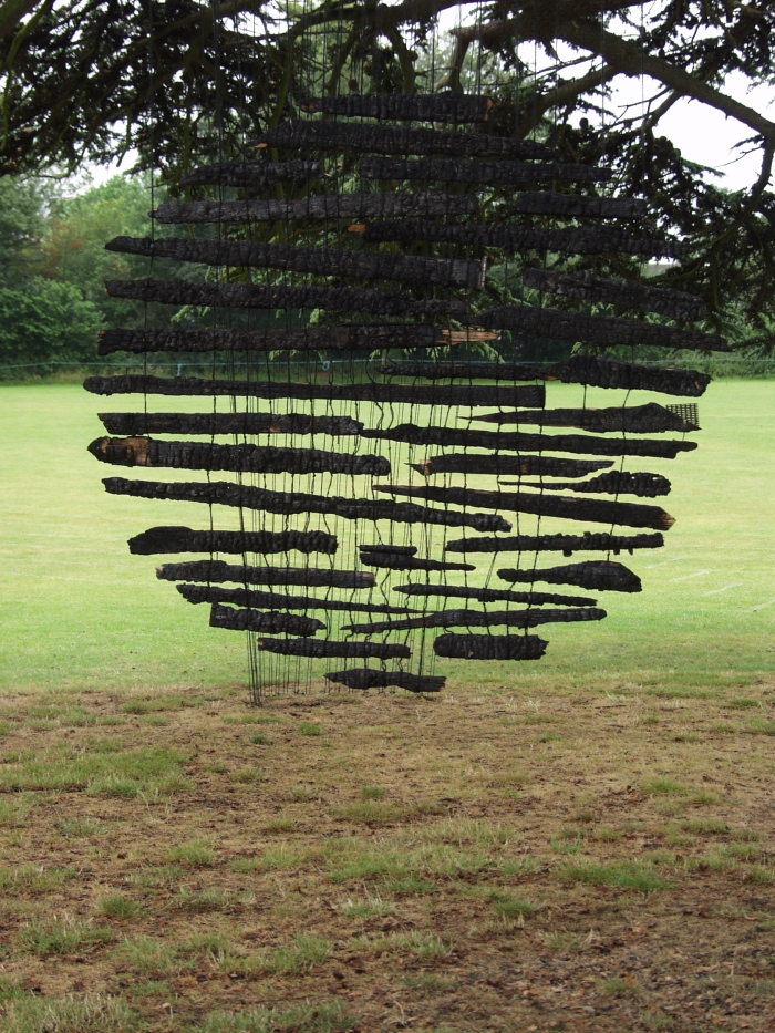 Installation by Liz McGowan